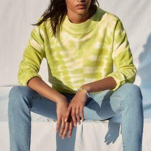 HP! Anthropologie Pilcro Elayne Tie Dye Sweatshirt
